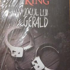 Jocul lui Gerald de Stephen King - Carte Horror