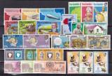 Gambia  1969/78   13  serii  complete   MNH  w47, Nestampilat