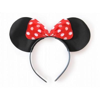 Coronita cu urechi Minnie Mouse foto