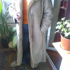 Blana din piele naturala Shearling SH mar. 48-50 - haina de blana