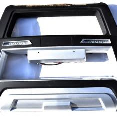 Bullbar din polipropilena lumini de zi DRL Toyota HILUX facelift AL-261017-13