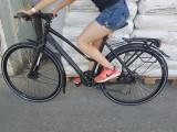 Bicicleta Crescent 2017 dama 28 cadru 51cm, 15.5, 30, Cube