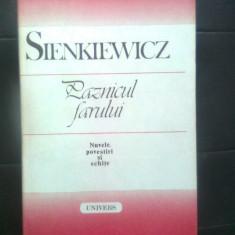 Henryk Sienkiewicz - Paznicul farului (Editura Univers, 1987)