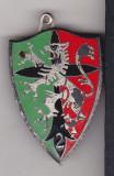Bnk ins Insigna regiment Franta - cavalerie blindate - 2° régiment de chasseurs, Europa