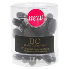 Set aplicatoare pentru fard pleoape Body Collection - 20 buc
