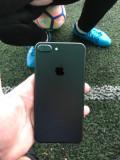 Vand iphone 7 plus 32gb matte black, Negru, Neblocat