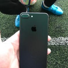 Vand iphone 7 plus 32gb matte black - Telefon iPhone Apple, Negru, Neblocat