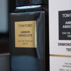 Parfum TESTER ORIGINAL Tom Ford Amber Absolute 100 ml unisex - Parfum unisex Tom Ford, Apa de parfum