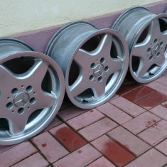 Jante aliaj VW, AUDI, SKODA 16 inch - Janta aliaj Volkswagen, 7, 5, Numar prezoane: 5, PCD: 112