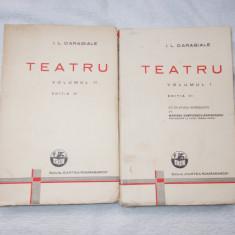Caragiale - Teatru - 2 vol. - Roman