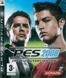 PES 2008 Pro evolution soccer - PS3 [Second hand], Sporturi, 12+, Multiplayer