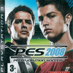 PES 2008 Pro evolution soccer - PS3 [Second hand], Sporturi, 12+, Multiplayer