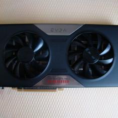 Placa video EVGA GTX 780TI Classified echivalenta GTX 980 - Placa video PC