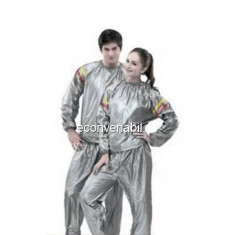 Costum Sauna Suit - Echipament Fitness
