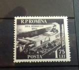 Romania 1954 Ziua minerului  L.p 365 mnh, Transporturi, Nestampilat