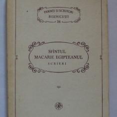 Sfantul Macarie Egipteanul, Scrieri omilii duhovnicesti, PSB nr. 34 - Vietile sfintilor