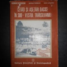 HADRIAN DAICOVICIU - CETATI SI ASEZARI DACICE IN SUD-VESTUL TRANSILVANIEI - Istorie