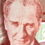 Bancnota 100000 Lire - TURCIA, anul 1970 *Cod 412 ---- UNC - bancnota europa