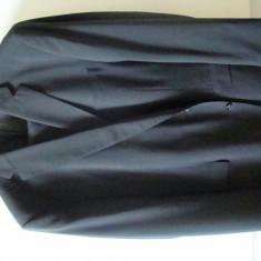 Costum barbati Paolo Rossi stofa (lana) negru marimea 62