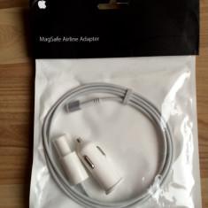 Cablu incarcator portabil Apple MagSafe Airline Adapter-produs nou