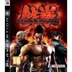 PS3 joc TEKKEN 6 PS3 Playstation 3 ca nou, Ea Games