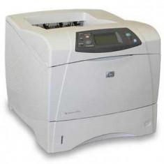 Imprimante second hand Laserjet HP 4200tn - Imprimanta laser alb negru