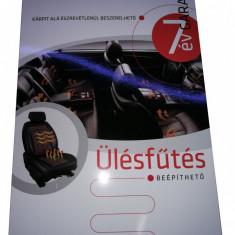 Kit incalzire scaune auto universal SMP NOU - Incalzire Scaun Auto