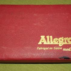 Ascutitoare lame barbierit Allegro mod. L elvetiana