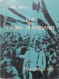 O Zi Din Istoria Transilvaniei 1 Decembrie 1918 - Vasile Netea ,407345