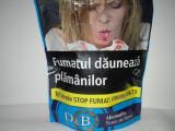 Tutun D&B Alternative 100 g pentru foite rulat sau tuburi injectat