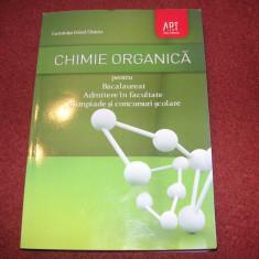 Chimie organica pentru bac, admitere, olimpiade - Luminita Irinel Doicin - Teste admitere facultate