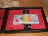 Bancnote de 2000 lei de la seria