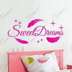 Sticker - Sweet Dreams  *Text Motivational*