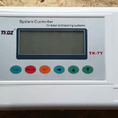 Controler TK-7Y pentru panouri solare presurizate