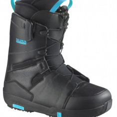 BOOTS SNOWBOARD SALOMON FACTION RENTAL 45