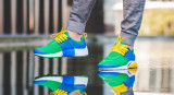 Adidasi barbati 100 % originali NIKE AIR PRESTO, 45, Textil