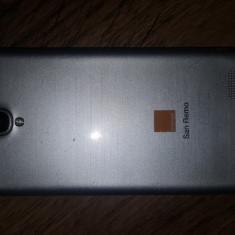 Vand Alcatel San Remo - Telefon Alcatel, Argintiu, Nu se aplica, Neblocat, Fara procesor