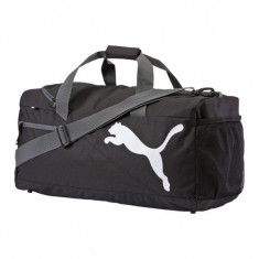 Geanta Puma Foundation Medium Sports Bag - 073395-01 - Geanta Barbati