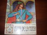 FATA  DE  LA  COZIA  -  DUMITRU  ALMAS  (1966,ilustratii color,format mai mare)*, Dumitru Almas