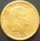 Moneda 2000 Lei  - ROMANIA, anul 1946  *cod 2562