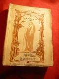 H.de Balzac - Mos Goriot -Ed. Cartea Romaneasca cca. 1940