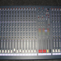 Mixer profesional SOUNDCRAFT SPIRIT LX7, 24 CANALE, 7 BUS - Mixere DJ