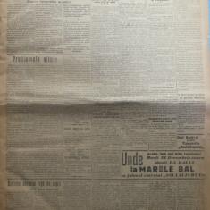 Ziarul Socialismul , Organul Partidului Socialist , nr. 6 / 1932 , Cernauti