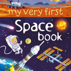 My Very First Space Book (3+)