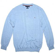 Bluza TOMMY HILFIGER - Pulover, Bluze Barbati - 100% AUTENTIC - Bluza barbati Tommy Hilfiger, Marime: XL, Culoare: Din imagine, Bumbac