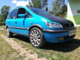 Opel Zafira, Motorina/Diesel, Break