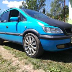 Opel Zafira, An Fabricatie: 2001, Motorina/Diesel, 290000 km, 2000 cmc