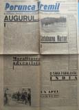 Ziarul nationalist Porunca Vremii , nr. 2304 / 1942 , ziua Mainei