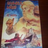 AL. MITRU - BASMELE MARII ( foarte rara, cu ilustratii, format mai mare )* - Carte de povesti