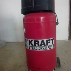Compresor KRAFT C-814A - Compresor electric
